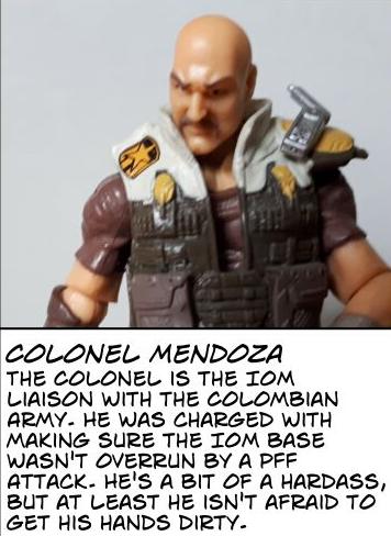 Colonel Mendoza