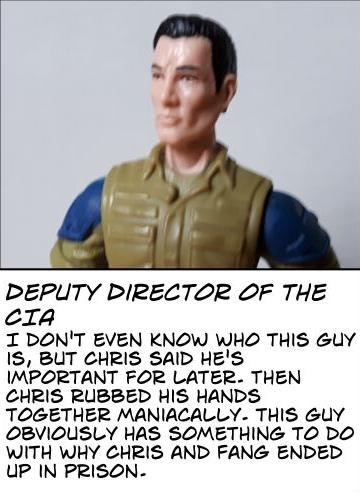 Deputy Director of Cia