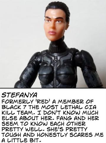 Stefanya